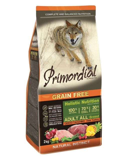 PGF Adult Deer & Turkey 2 kg